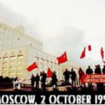 Mosca 1993: colpo di stato