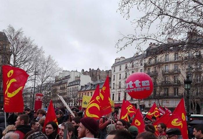 Sciopero: a Parigi