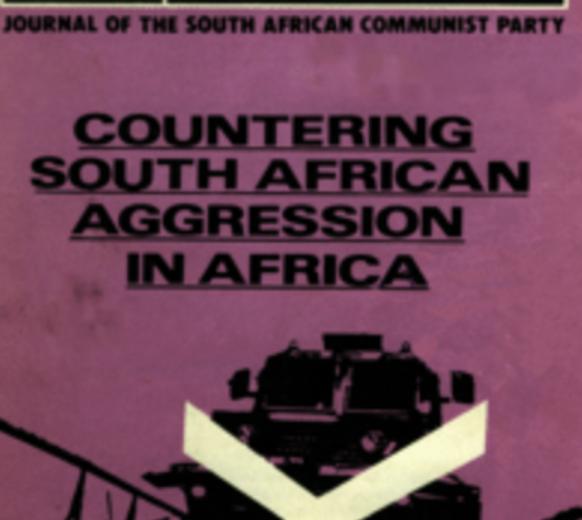 Partito comunista sudafrican