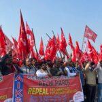 proteste dei contadini indiani