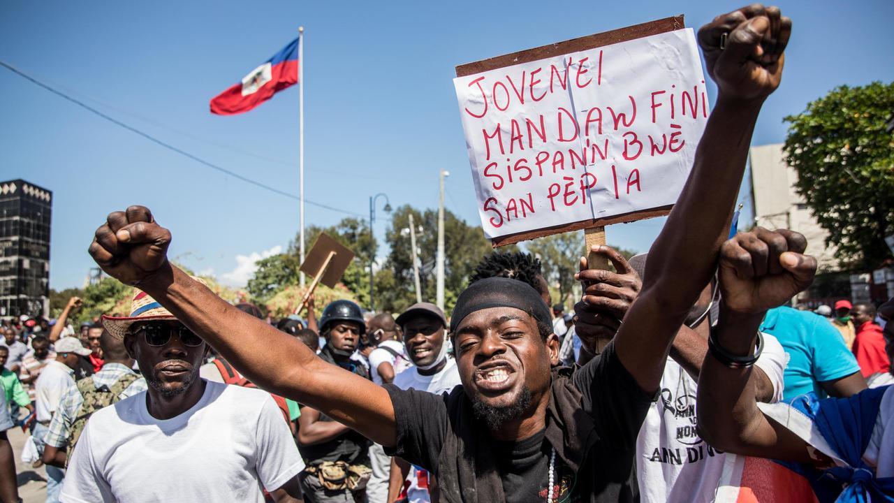 ingerenza statunitense ad Haiti