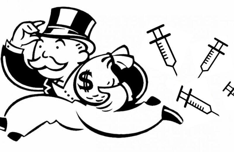 vaccini e capitalismo